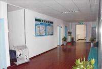 大连开发区现代医院走廊环境