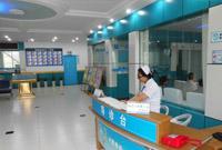 大连开发区现代医院导诊台