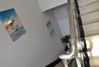 大连开发区现代医院楼梯间