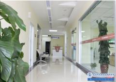 大连开发区现代男科医院 护士站