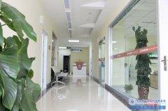 大连开发区现代男科医院 环境 候诊区