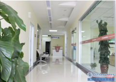 大连开发区现代男科医院 环境